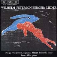 Lieder: M.jonth(S), Brilioth(T)