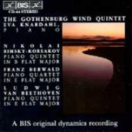 P.quintets / P.quartet: Gothenburg Wind Quintet