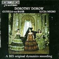 Dorothy Dorow(S)/ Bahr(Fl)/ Negro(P)