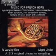 French Horn Music: Lanzky-otto, Linder