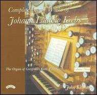 Complete Organ Works Vol.3: John Kitchen