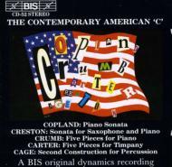Contemporary American'c': Knardahl(P), Savijoki(Sax), Etc