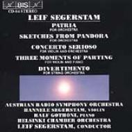 Music Of Segerstam: Segerstam /