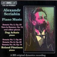 Piano Sonatas.5, 7, 9, 10: アシャツ, ペンティネン