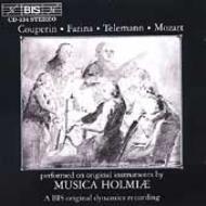 Musica Holmiae(Original Instruments)