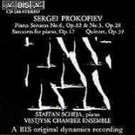 P.sonata.3, 6, Etc: Sheja Quintet: Vestjysk Chamber.ens