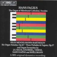 Fagius-mendelssohn, J.s.bach, Lindberg, Etc