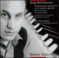 Piano Concerto.3, Preludes: Goerner(P)sinaisky(Cond)/ Bbc.po +blumenfeld