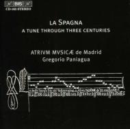La Spagna-15, 16, 17th-c.music: Paniagua / Atrium Musicae