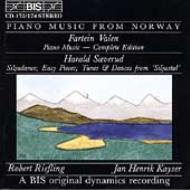 Piano Music From Norway: Riefling, Kayser
