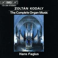 Comp.organ Music: Fagius