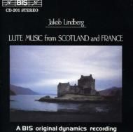 Lute Music From Scotland & France: Lindberg