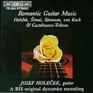 Holecek-romantic Guitar Music