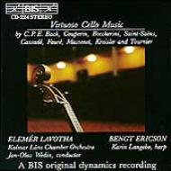 Virtuoso Cello: Lavotha, Wedin / Kalmar Lans.co