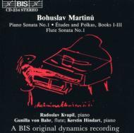 Piano Sonata.1: Kvapil Etudes & Polkas, Etc