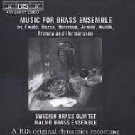 Swedish Brass Quintet, Malmo Brass.ens