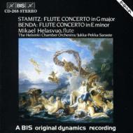 Flute Concertos: Helasvuo / Saraste / Helsinki.co