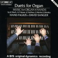 Duets For Organ: Fagtius, Sanger