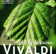 Four Seasons: Sparf(Vn)/ Drottningholm Baroque Ensemble