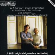 Violin Concertos.3, 5: Sjogren / Schonwandt /