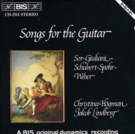Songs For Guitar: Hogman(S)/ Lindberg(G)-sor, Giuliani, Etc