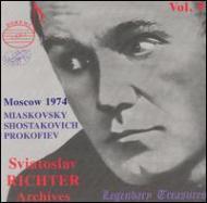 Piano Sonata.8 / .3: S.richter +shostakovich(1974)