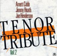 Vol.2: Tenor Tribute