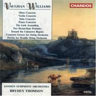 V・ウィリアムズ:作品集 トムソン&ロンドン交響楽団