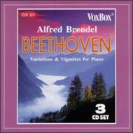 Variations & Vignettes For Piano Brendel