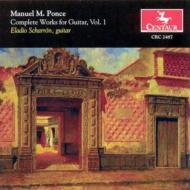 Complete Guitar Works Vol.1: Scharron(G)
