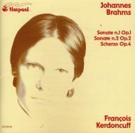 Piano Sonata.1, 2: Francois Kerdoncuff