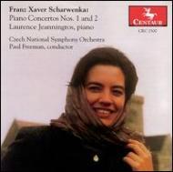 Piano Concertos.1, 2: Jeanningros(P)freeman / Czech National.so