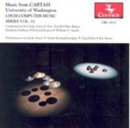 Cdcm Computer Music Series Vol.31