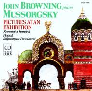 Pictures At An Exhibition: Browning(P)