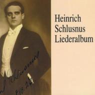 Heinrich Schulsnus Lieder Album