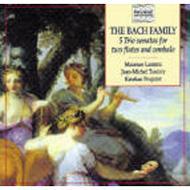 Trio Sonatas: Larrieu, J-m.tanguy(Fl)nyquist(Cemb)