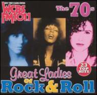 Great Ladies Of Rock N Roll -wcbs 70s
