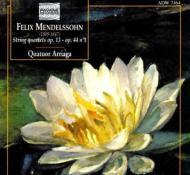 String Quartet.2, 3: Arriaga.q