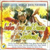 Indian Songs And Dances Of Thesouthwest