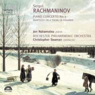 Piano Concerto.3, Etc: Nakamatsu(P)seaman / Rochester.po