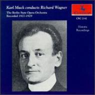 Karl Muck Concducts Wagner
