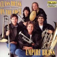Empire Brass On The Edge