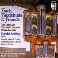 Bach, Buxtehude, And Friends: David Britton