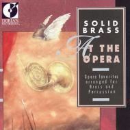 Solid Brass-at The Opera