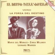 La Forza Del Destino: W.herbert(Cond), Del Monaco, Milanov, Warren(1953)