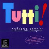 『トゥッティ!』 オーケストラル・サンプラー
