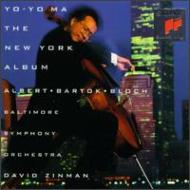 The New York Album-albert, Bartok: Yo-yo Ma Zinman / Baltimore So