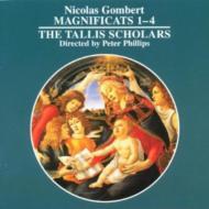 Magnificats.1-4: Phillips / Tallis Scholars