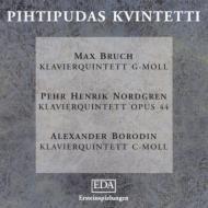Piano Quintet: Pihtipudas Quintett +borodin, Nordgren