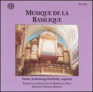 Organ Music From The Basilica